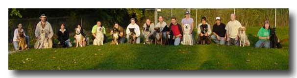 National K9 Master Dog Trainer Class